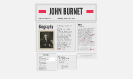 John Burnet - Deaf Lit