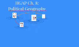Copy of AP Human Geography: Political Geography (Ch. 8)