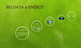 BIG DATA & ENERGY