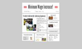 Minimum Wage Increase!