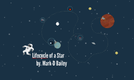Lifecycle of a Star