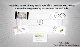 Information Literacy Instruction in NEPA
