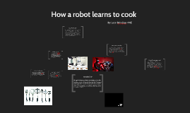 How a robot can learn to cook by watching Youtube Videos