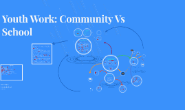 Changing Practices in Community Work:  Youth Work: Community Vs School
