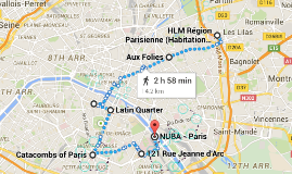 Un Tour de Paris