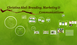 Christina Abel: Branding, Marketing &