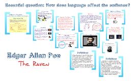 Copy of Edgar Allan Poe: The Raven