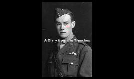 Copy of Diary writing (WW1 Diary)