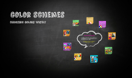 Copy of Color Schemes: middle school art