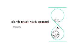 Telar de Joseph Marie Jacquard