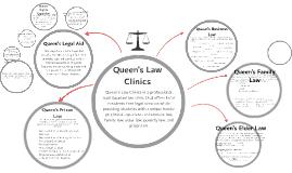 Queen's Law Clinics