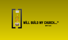 Joshua Challenge - Church History