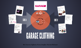 Copy of GARAGE CLOTHING
