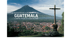 Guatemala culture project
