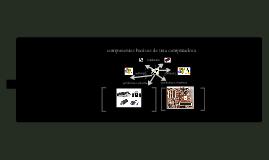 Copy of Copy of componentes basicos de la computadora