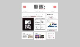 Strategy MTV EMA's