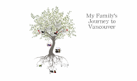 My Family's Journey to Vancouver