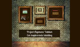 Project Algemene Vakken