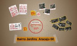 BAIRRO JARDINS - ARQUITETURA E URBANISMO