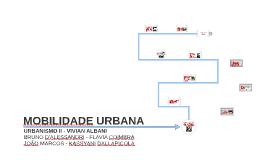 Mobilidade Urbana na cidade de Colatina-ES: estudos preliminares