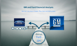 ford finance analysis