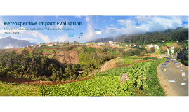 Copy of Guatemala Retro Ag Evaluation