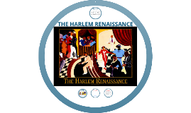 Harlem Renaissance - Intro and Travel Posters