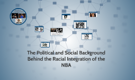 The Political and Social Background Behind the Racial Integr