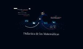 Didáctica Matemática