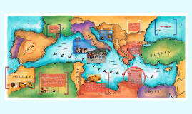 Culture at Chenango: Mediterranean Edition 2017