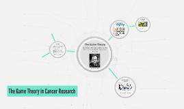 The Game Theory in Cancer Research