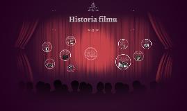 Copy of Historia filmu