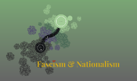 Fascism and Nationalism