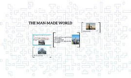 VOCABULARY: THE MAN-MADE WORLD (I04)