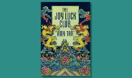 The Joy Luck Club- Independent Reading
