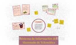Sistema de Información del Alumnado de Telemática