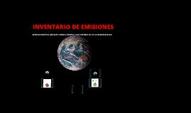 Copy of INVENTARIO DE EMISIONES