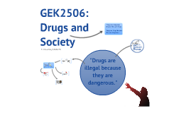 gek2506: DRUGS AND SOCIETY
