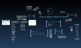 How to Apply to Medical School