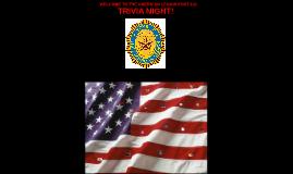 Legion Trivia 2016