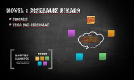 novel : disebalik dinara