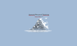 Copy of Summit Personal Training