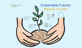 Sustainable Futures Journal