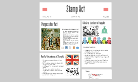 Stamp Act Period 4
