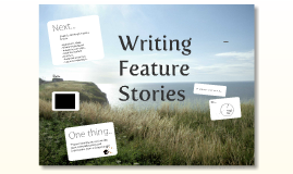 Feature Story Writing