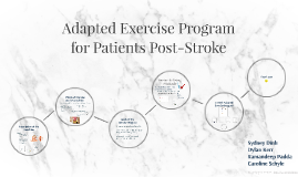 Adapted Exercise Program
