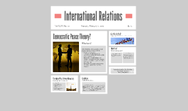 International Relaitons
