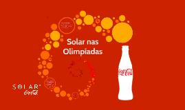 Solar nas Olimpíadas