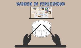 Women in Percussion