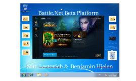Copy of Battle.Net Beta Platform